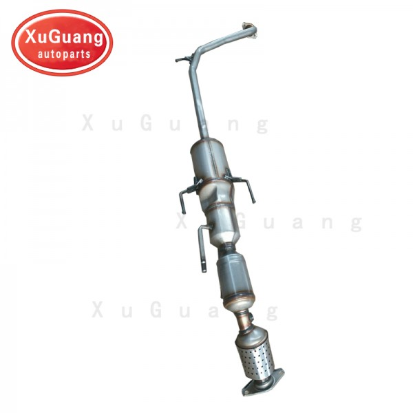 XG-AUTOPARTS Complete High Quality Direct Fit Catalytic Converter for 2010 2011 2012 2013 2014 2015 Toyota Prius 1.8L New