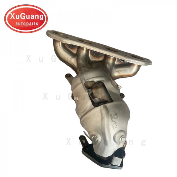 XG-AUTOPARTS Catalytic Converter Compatible with N...