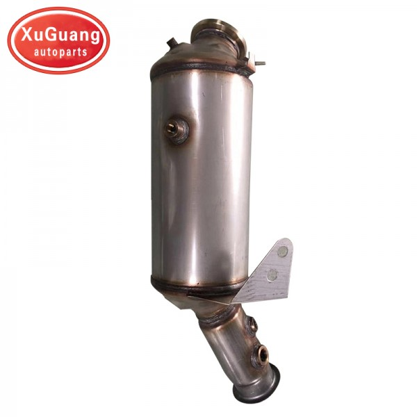 Diesel Particulate filter for Mercedes Benz x164 DPF with high quality