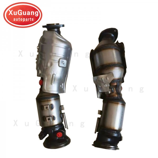 XG-AUTOPARTS cheap price Exhaust Manifold with Cat...