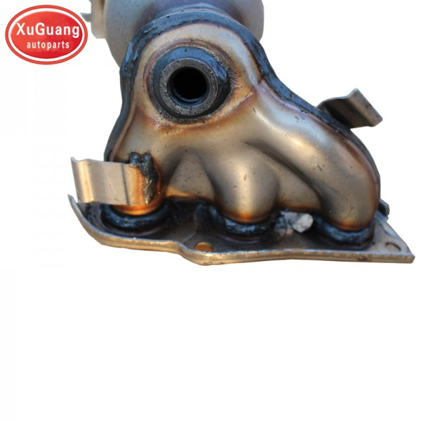 XG-AUTOPARTS Catalytic Converter Type Approved fit...