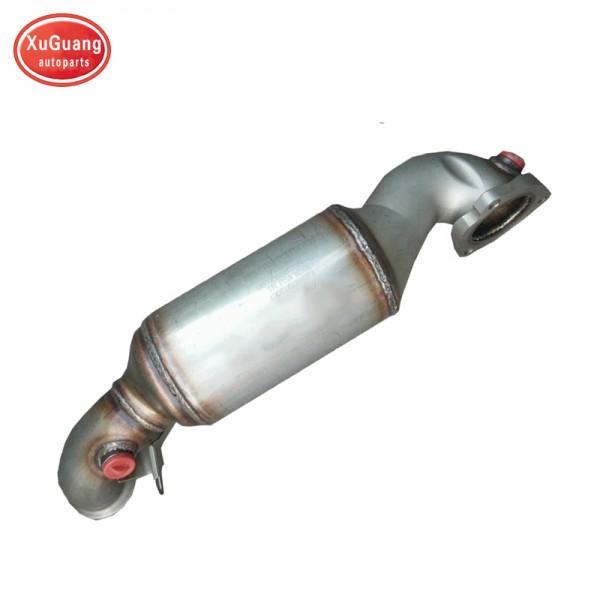 Hot sale exhaust Catalytic converter for Citroen 3...