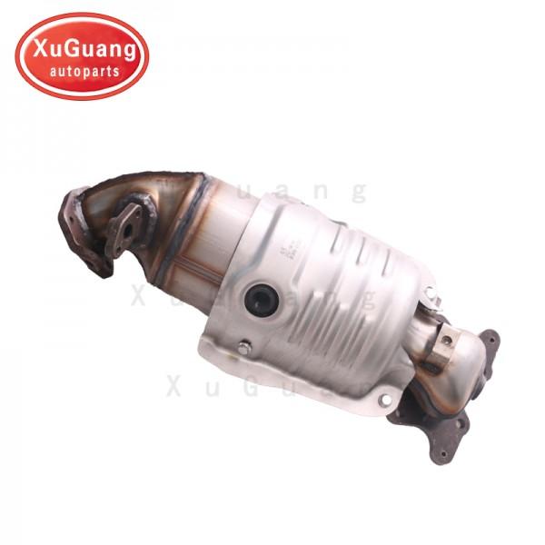 XG-AUTOPARTS Catalytic Converter Exhaust Type Appr...