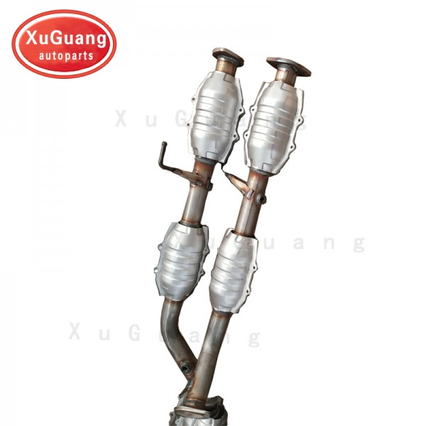 XG-AUTOPARTS Direct Fit FOR Toyota land cruiser prado 2.7l Standard Replacement Cat Catalytic Converter Assembly
