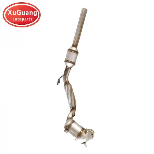 XG-AUTOPARTS Three way exhaust catalytic converter...
