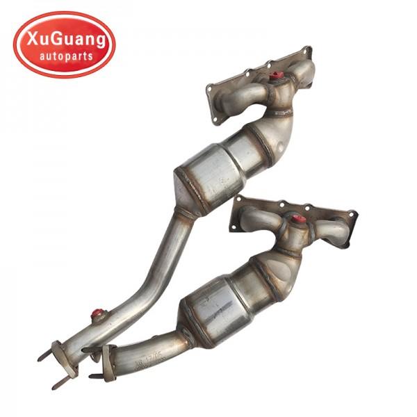 XG-AUTOPARTS Hot sale direct fit Catalytic convert...