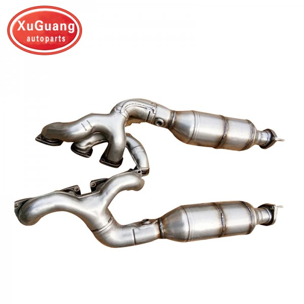 XG-AUTOPARTS Hot Sale CHEAP catalytic converter for BMW 750 8 cyl Replacement