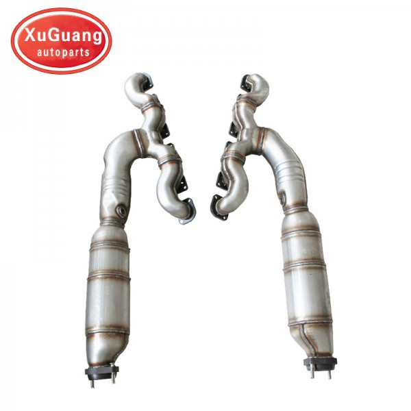 XG-AUTOPARTS High Quality Direct Fit Exhaust syste...