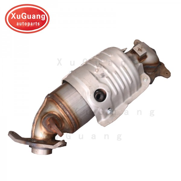 XG-AUTOPARTS Stainless Steel High Quality Front Ca...