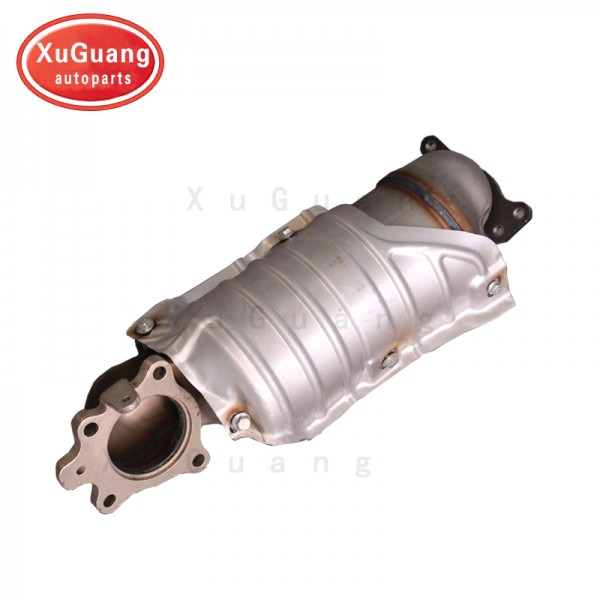 XG-AUTOPARTS Direct-Fit Catalytic Converter for 20...