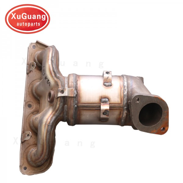 XG-AUTOPARTS Exhaust Catalytic Converter for Hyund...
