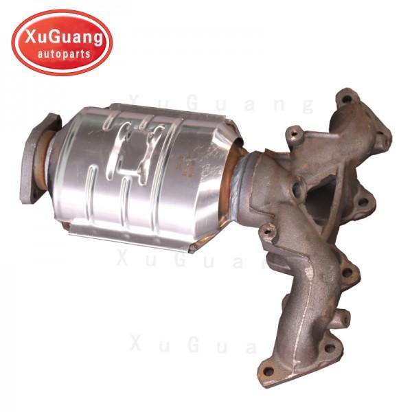 XG-AUTOPARTS New Porduct Manifold Exhaust Catalyti...