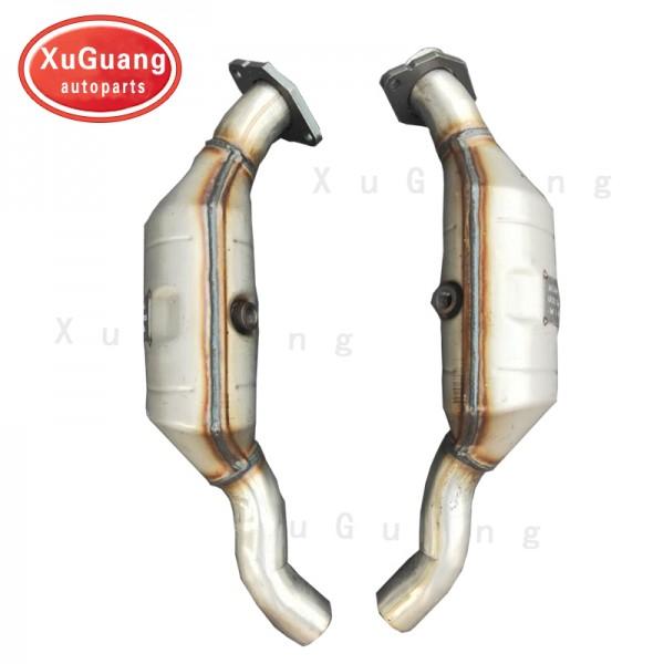 XG-AUTOPARTS fit for Jaguar short model catalytic ...