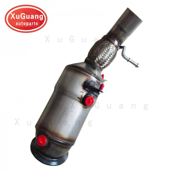 XG-AUTOPARTS Fit for BMW N20 2.0T Short model Cata...