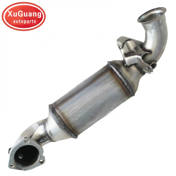Direct fit Three-way Exhaust manifold catalytic co...