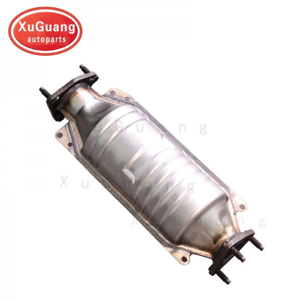 XG-AUTOPARTS Direct-Fit Catalytic Converter for 02...