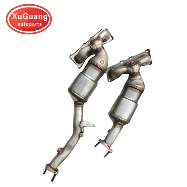 XG-AUTOPARTS Exhaust Spare Parts Catalytic Convert...