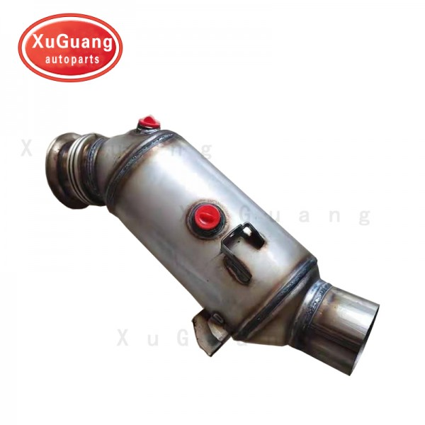 XG-AUTOPARTS Fit for BMW F35 Catalytic Converter R...