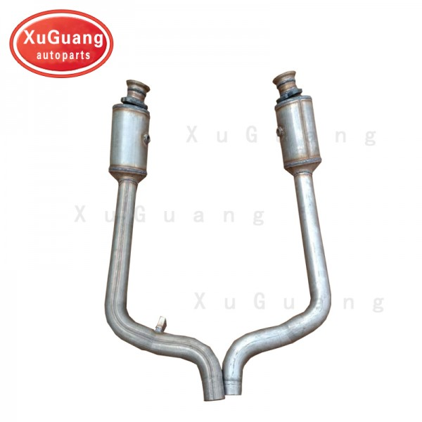 XG-AUTOPARTS auto engine part assemble catalytic c...