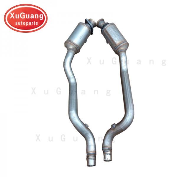 XG-AUTOPARTS hot sale high quality direct fit catalytic converter for Jaguar