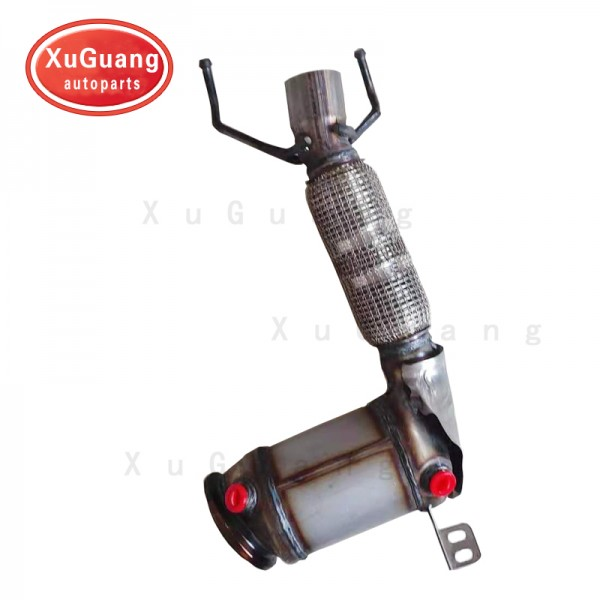 XG-AUTOPARTS Aftermarket replacement Direct Fit Catalytic Converter for BMW X1 1.5t