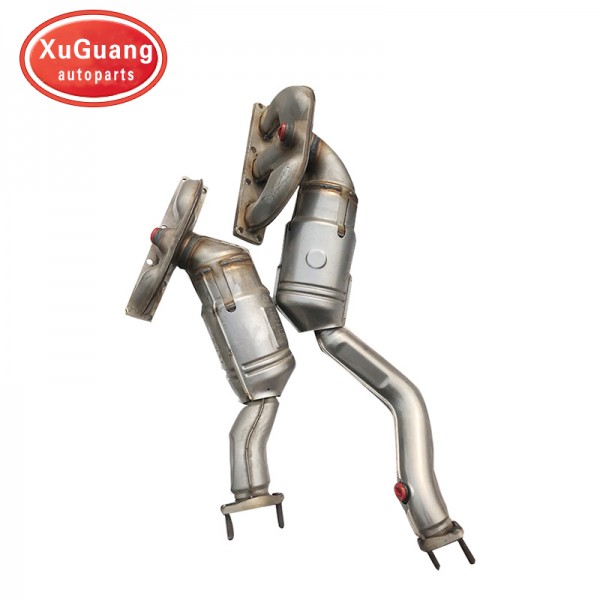 XG-AUTOPARTS New arrival direct fit Catalytic converter for BMW X5 E53