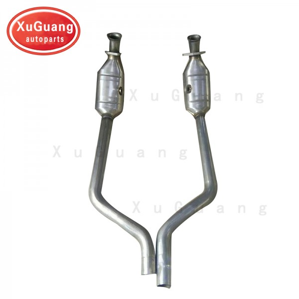 XG-AUTOPARTS New arrival direct fit for Jaguar XF 3.0 catalytic converter