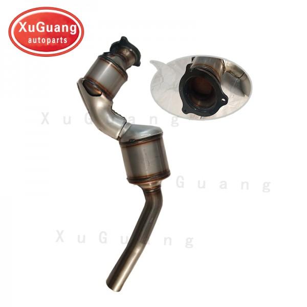 XG-AUTOPARTS fit for Jaguar XF 2.0T catalytic conv...