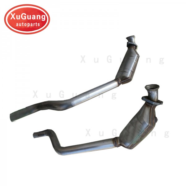 XG-AUTOPARTS New arrival high quality direct fit catalytic converter for Jaguar X-Type XJ6 XJ8