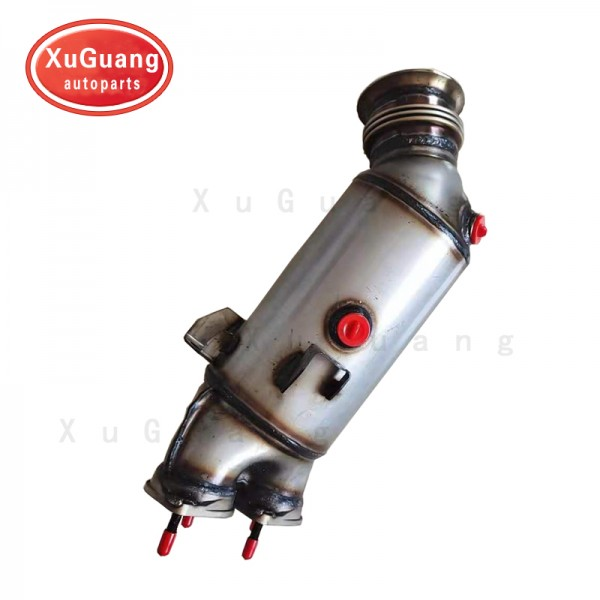 XG-AUTOPARTS Fit for BMW Z4 Catalytic Converter Re...