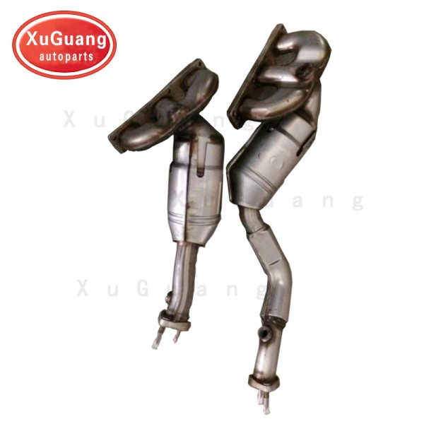 XG-AUTOPARTS Exhaust system product catalytic conv...